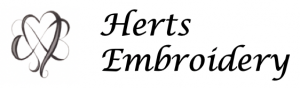 Herts Embroidery Logo