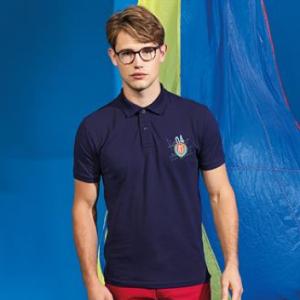 AQ101 Customised Polo Shirt 1