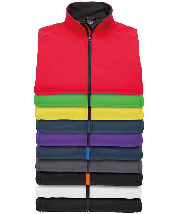 Ladies Soft Shell Jacket R231F colours