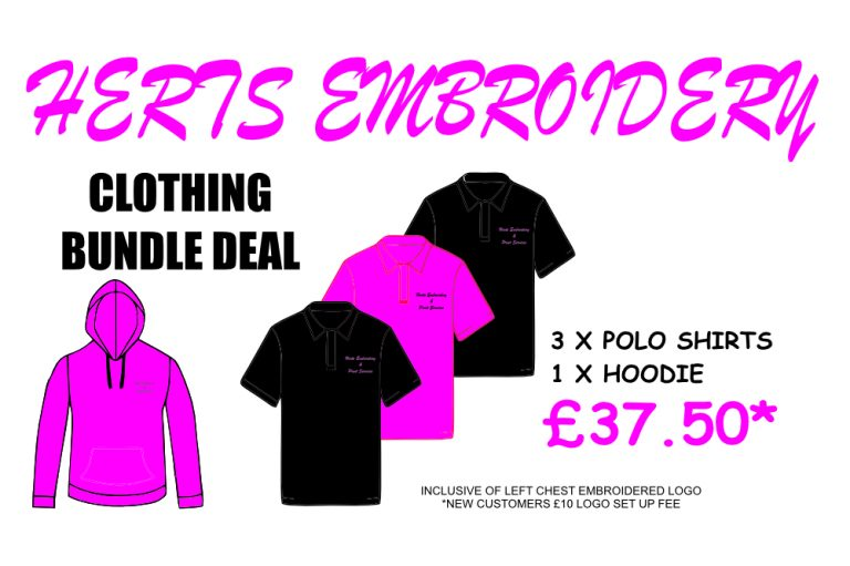 Clothing Bundle Deal