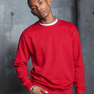 Sweatshirt JH030 Red